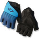 Giro Jag fietshandschoenen blauw/zwart